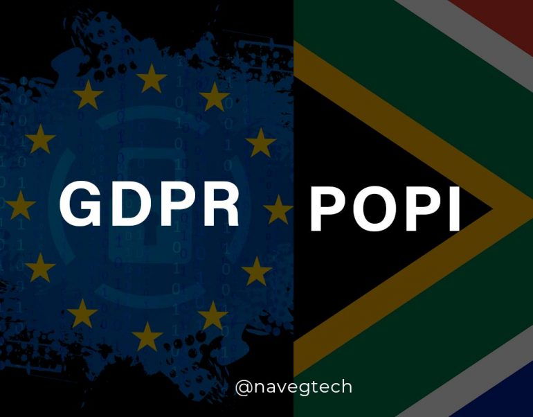POPI and GDPR Compliance
